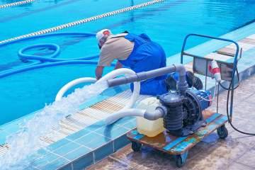 Atelier de réparation à Narbonne pour matériel de piscine